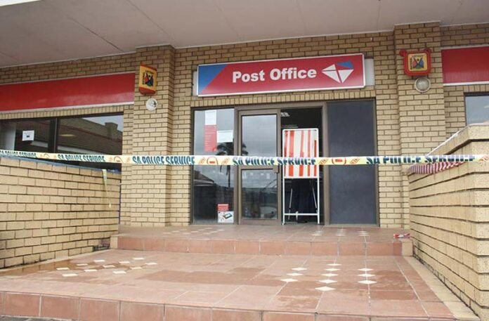 Piet Retief Post Office