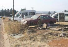 New scrapyard in Kempville Piet Retief