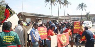 SRWP demands service delivery