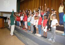 Beginner's Day at Piet Retief Primary School