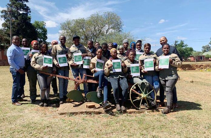 SEDA Training to enrich young farmers