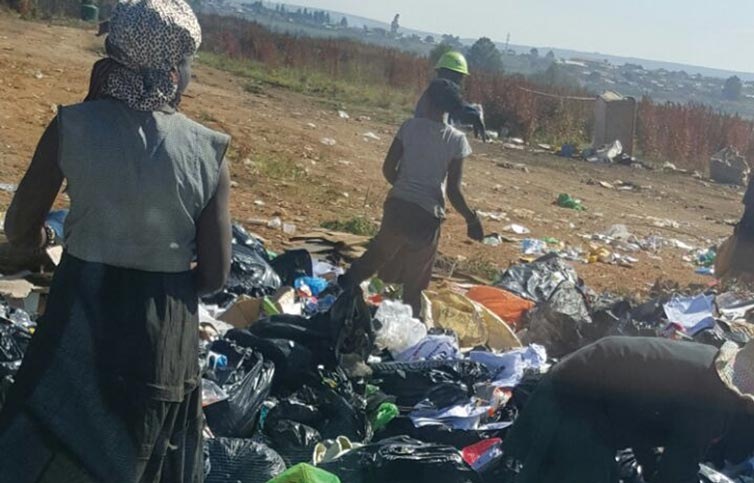 Medical Waste Found at Local Municipal Dump Site