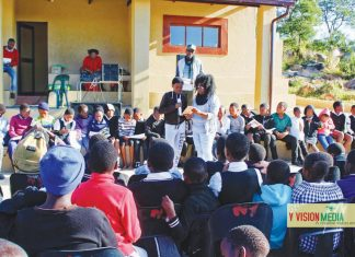 Injobo Enhle Foundation celebrated Youth Day