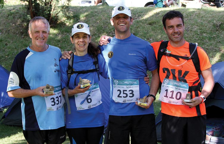 Local runners participate in Golden Gate Challenge