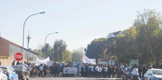 March Against Women Abuse