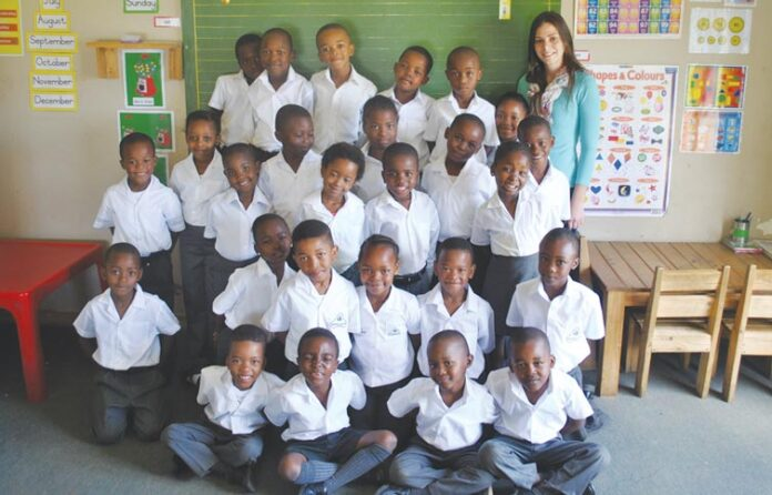 Mkhondo Area Gr. 1's for 2017