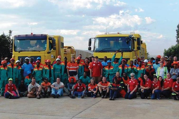 Mondi Fire Open Day