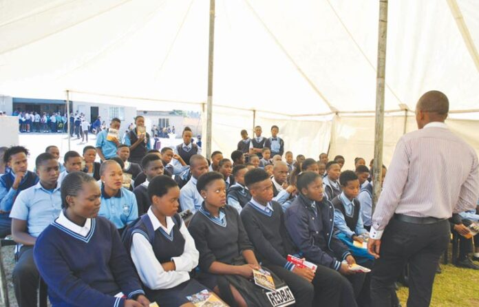 Mondi Career Week. From 2 to 5 May the Mondi Science, Career Guidance and FET Skills Centre hosted their annual career week for local schools.