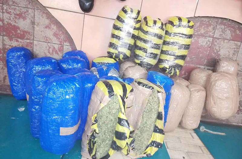 Drugs at Swaziland Border