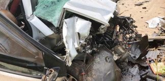 Driver Fell Asleep. Mpumalanga News Accident Today