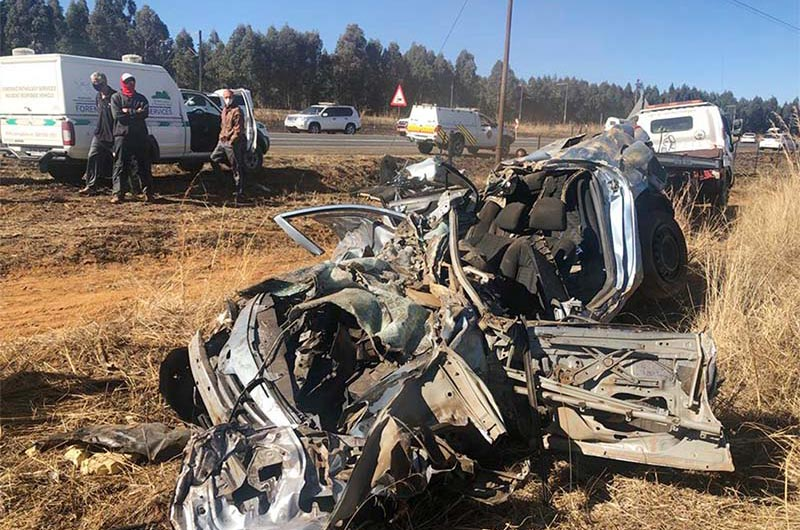 Accident claims two lives