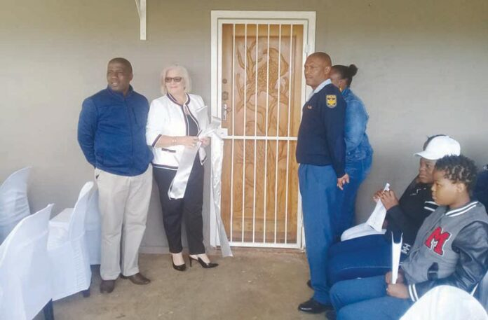 GRIP Shelter officially opened in Piet Retief