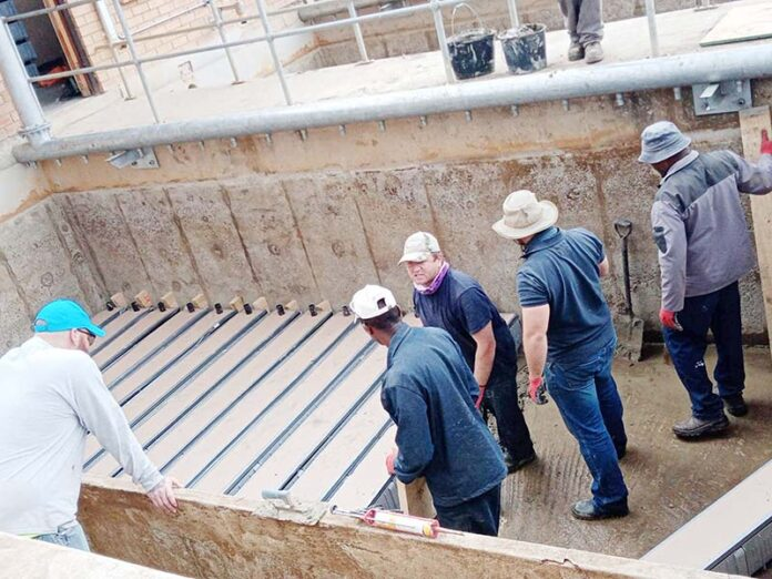 Update on Water Treatment Works