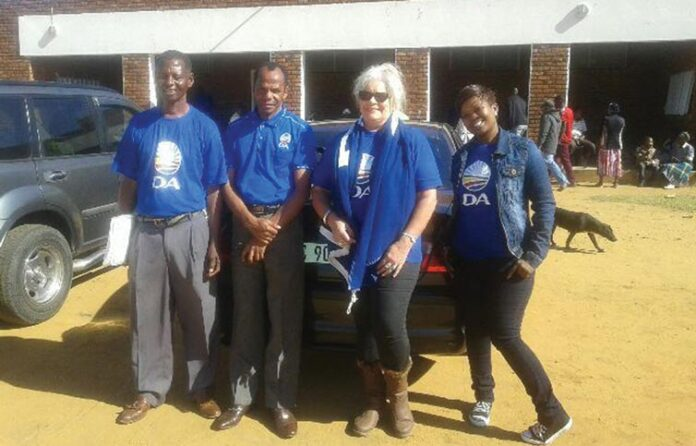 The DA Reaches Out to the Youth of Amsterdam on 16 June 2016