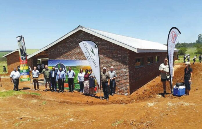Kwashuku Secondary School inaugurates new classrooms