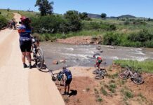Bicycle tour through Kingdom of Eswatini