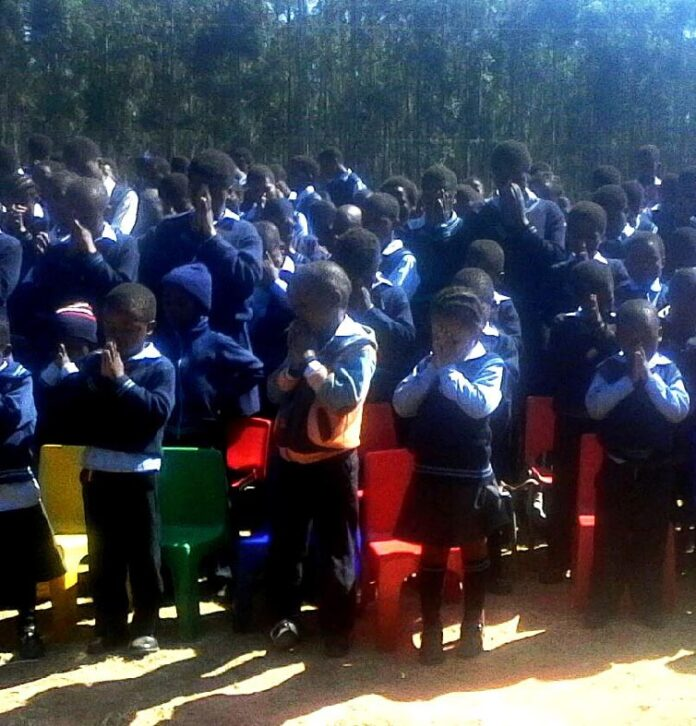Moolman Combined School Receives Donations