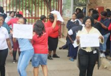 Protest march, Protest march on 3 April, Mpumalanga News - Excelsior, Mpumalanga News - Excelsior