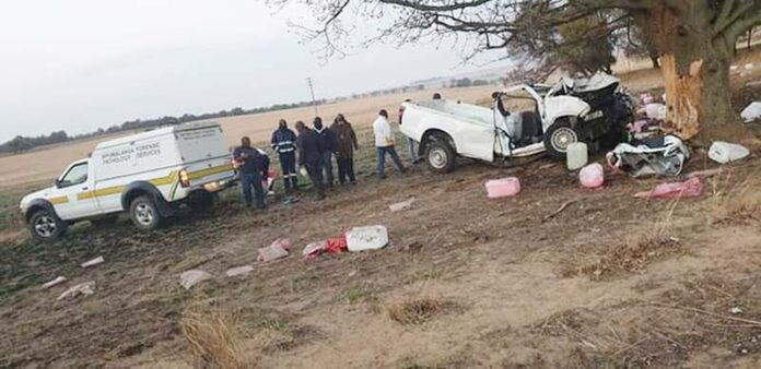 Two officials involved in fatal accident