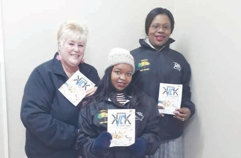 Mkhondo celebrates SANCA Week