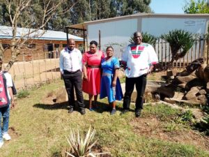 Educators proudly celebrated Heritage Day