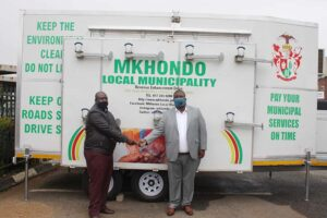 New vehicles for better service delivery
