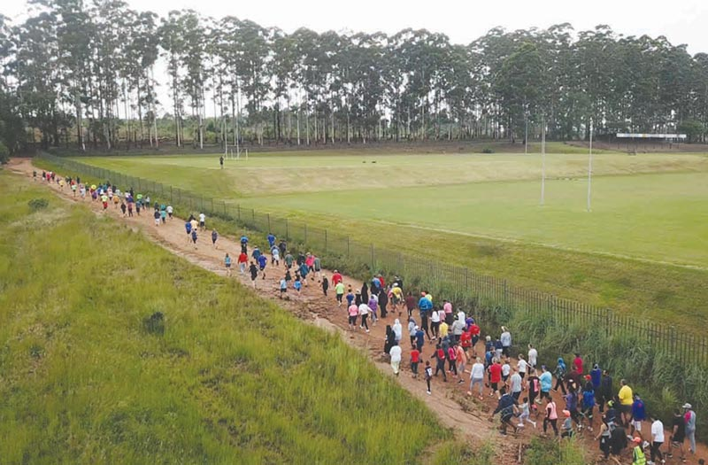 Piet Retief Parkrun huge success