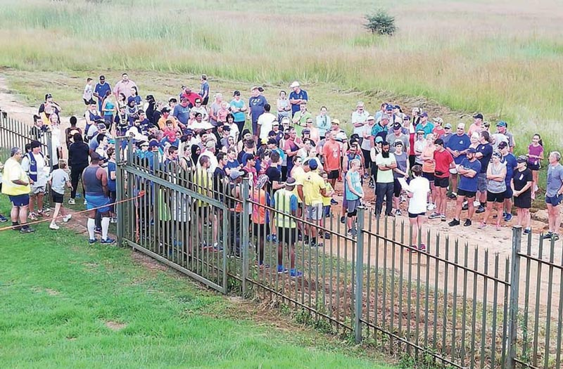 Piet Retief Parkrun is great fun!
