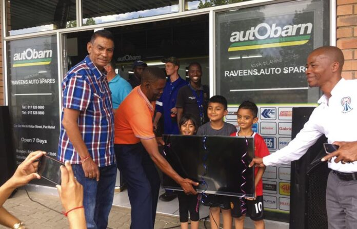 Raveens Auto Spare's Grand Opening