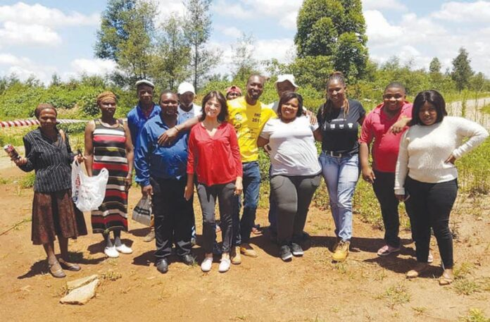 PETCO visits TVK Recyclers in Mkhondo