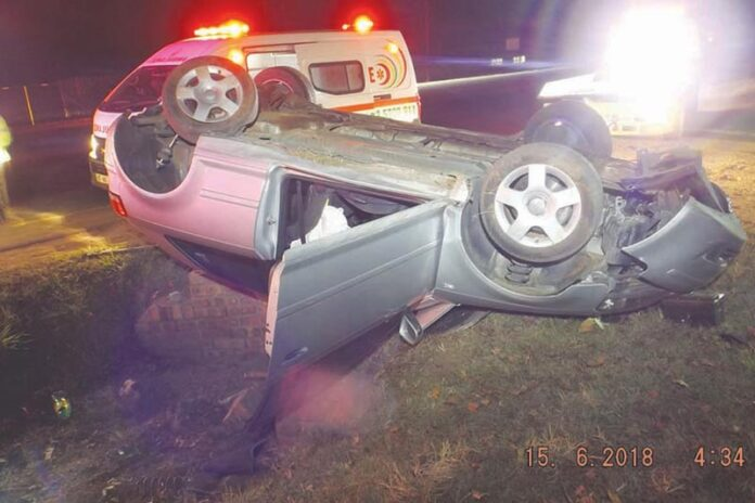 Piet Retief Mkhondo Car Accidents