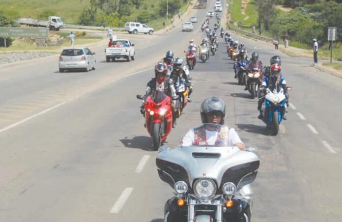 Fearless Riders for charity