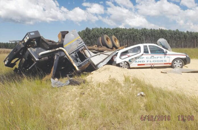 Local accidents claim the lives of two during the Easter Weekend