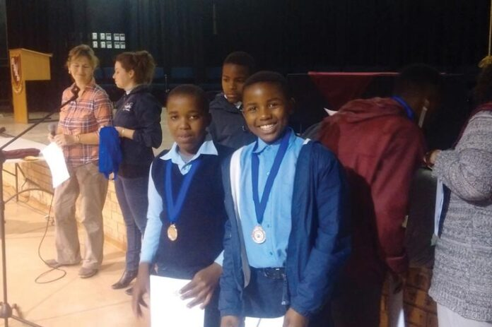Gert Sibande Chess Players off to Provincial Championships