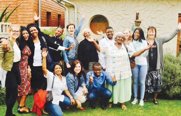 Victorious Women in Christ visits Siphokuhle High School