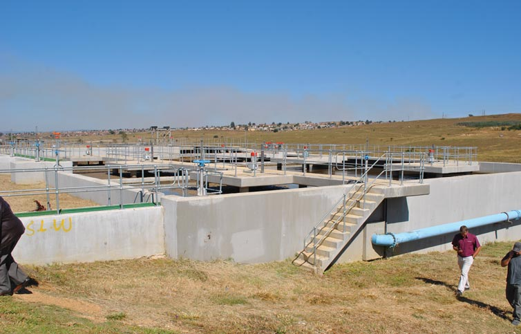 Upgrade to Water Waste Treatment Plant