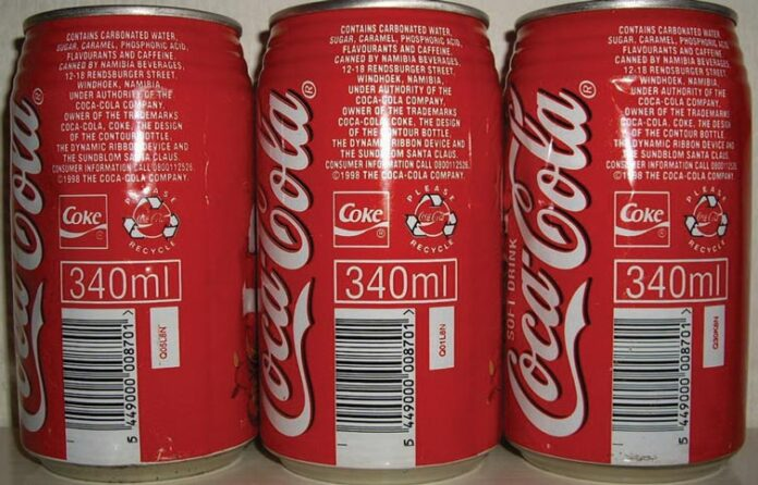 The Story of a Coca-Cola Can